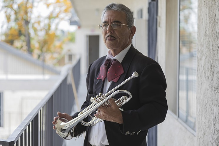 Pedro Zúñiga, a mariachi and music teacher in Boyle Heights, was hit with a rent increase of $550.