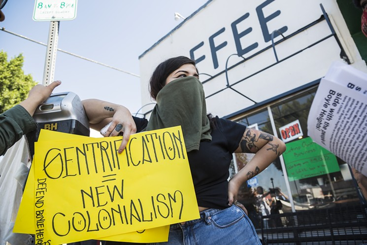 boyle-heights-gentrification-coffee-protest-2