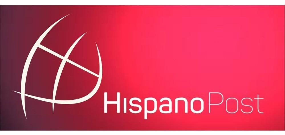 HispanoPost logo (PRNewsFoto/HispanoPost)